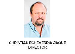Christian Echeverría - Director