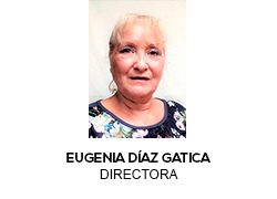 EUGENIA DÍAZ GATICA - DIRECTOR